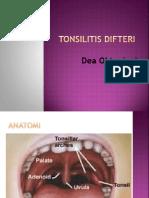 Tonsilitis Difteri PPt.pptx