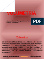 Volumetria - Quimica Analitica - Copia