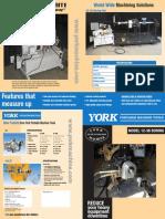 York Machine 12 36 Brochure