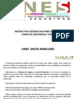Instructivo Sistema Siga Para Docentes Delta
