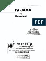 Advance Java Santosh