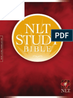 NLT Study Bible PDF