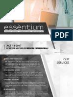 PRESENTACIÓN - Ley 14 de Incentivos para la Retención y Retorno de Profesionales Médicos