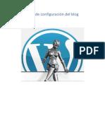 Guia de Configuracion de Blog Search Marketing