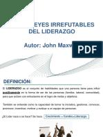 Leyes Del Liderazgo