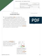 Definición de parámetro - Qué es, Significado y Concepto.pdf