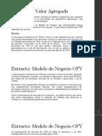 Valor Agregado (OFV)