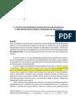 CROSUÉ. as Teorias de Representações e a Importancia Para a Educação