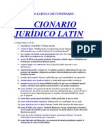 Diccionario Latin - N