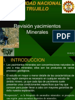 Pros. Min. -Genetica Estructural