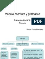 Gramática - 2
