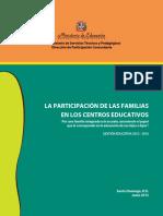 Participacion Familias en Los Centros Educativos