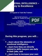 616 Emotional Intelligence