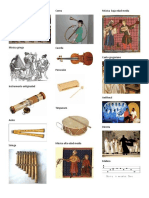 Característica Música Griega