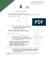 Ejercicios Tipo Examen 6º