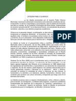 2 Catedra Pablo Oliveros