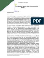 Adverbios de Evaluación en Artículos de Investigación en Inglés