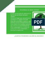 Editorial Del Medio Ambiente