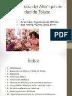 Expocisión Del Alfeñique en Toluca. 2 Enah