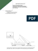 Metode Pelaksanaan Pekerjaan Sheet Pile Kali Banger Ref 2
