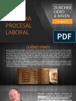 REFORMA PROCESAL LABORAL (Charla Lic. Germán Serrano Viernes 23 Junio 20....pdf