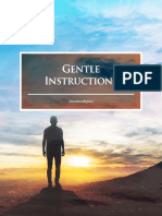 Gentle Instructions