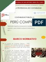 Presentación de PERÚ COMPRAS