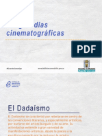 Vanguardias Cinematográficas