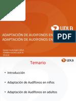 Clase 3 Adaptación de Audífonos en Niños y Adultos 2