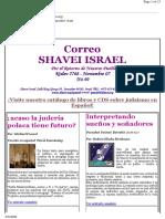 Diversos Articulos Del Judaismo