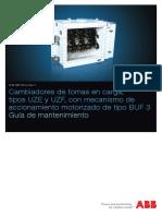 1ZSE 5492-123 es Rev 5 Manual de mantenimiento OLTC marca ABB UZ en español.pdf