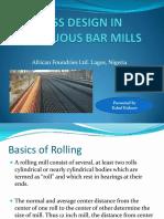 Rollpassdesignincontinuousbarmills 150518154728 Lva1 App6891