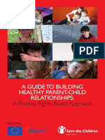 A Guide to Building Healthy Parent-child Relationship
