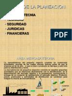 Areas Planeacion 1