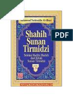 Shahih Sunan Tirmidzi - Buku ke 3