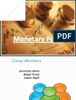 Monetary Policy of India.pptx