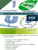Hul Sales and Distrubution