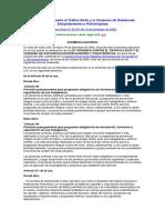 Ley Orgánica Contra El Tráfico Ilícito y El Consumo de Sustancias 2005