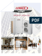 New Lennox VRF Sales Catalog