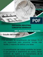3.- Ingenieria Industrial y Sus Conceptos Generales