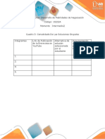 Paso 3_Momento Intermedio 2_ Cuadro3. Consolidado _Soluciones Grupales
