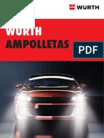 AMPOLLETAS WURTH