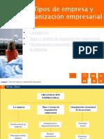 2. Tipos de empresa y organización empresarial.ppt