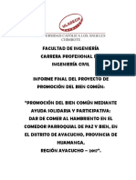 Informe Final Ppbc - (Grupo Los Pensadores)