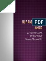 Nlp and Socialmedia