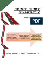 Sesión 8 Regimen Del Silencio Administrativo (1)