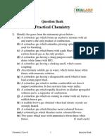 Practical Chemistry ICSE X