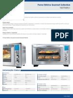 Oster - Forno Elétrico Gourmet Collection - Modelo TSSTTVDFL1 (1)