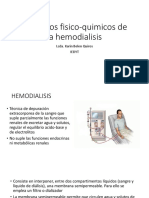 Principios Fisico-quimicos Dialisis