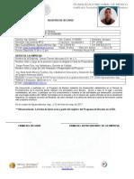 Registo de Becario 2016 Enrique